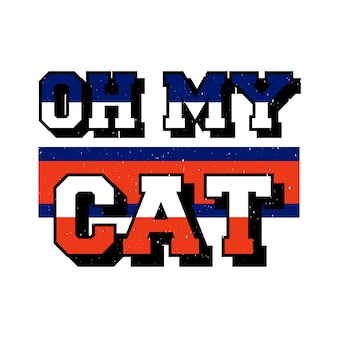 Slogan cat phrase