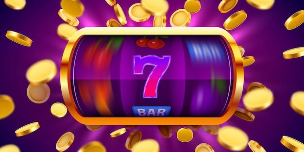 Игровой автомат выигрывает джекпот big win concept казино джекпот