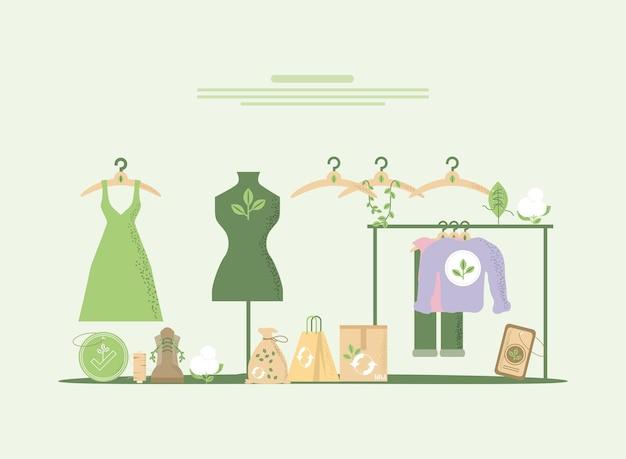 Slow fashion shop