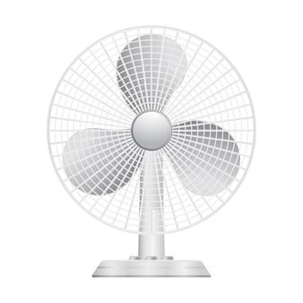 Small fan ventilator