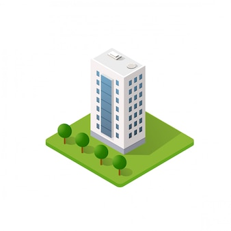 The smart building home