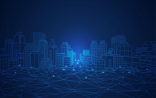 똑똑한 도시 개념