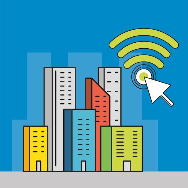 Умный городской интернет