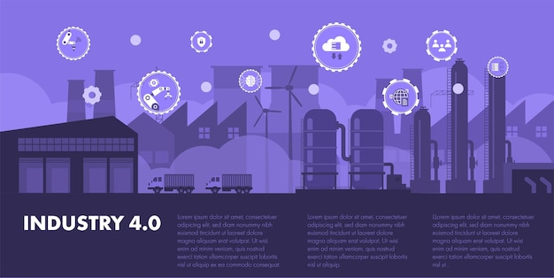 Smart factory automation