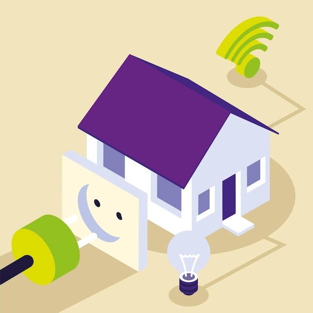 Smart home interface