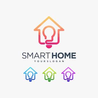 Smart home lock digital house