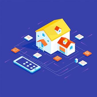 Умный дом, технология.