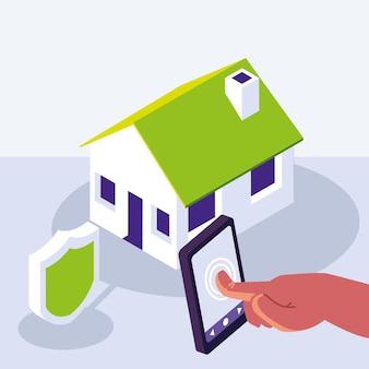 스마트 홈 기술