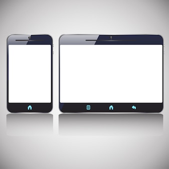 Smart phone ant tablet