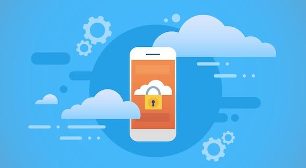 Smart phone cloud database