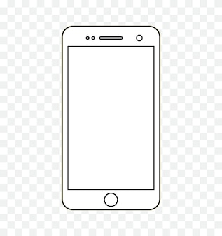 Smart Phone Exclusive For Premium Users View Vector