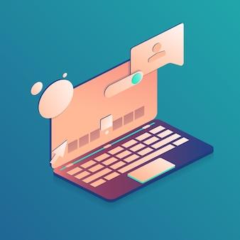 Smart system laptop