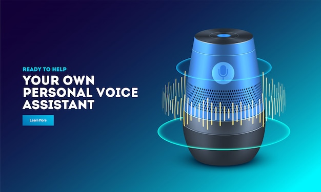 Smart voice recognition gadget.