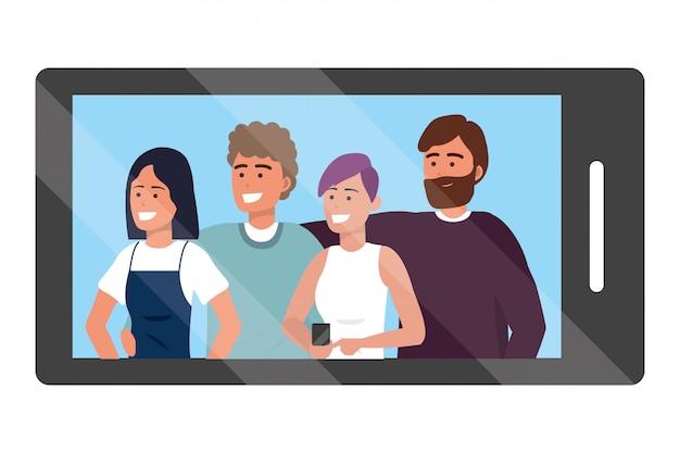 Smartphone app video call