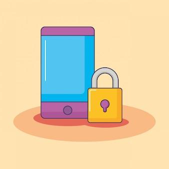 Smartphone device digital security innovation