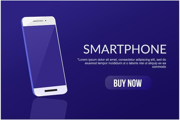 Смартфон графический чертеж - смартфон