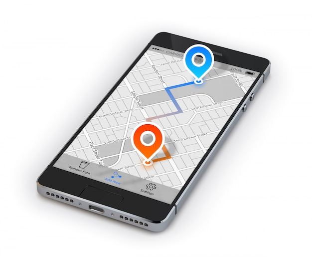 Smartphone mobile navigation | benefits of field force connect