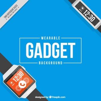Smartwatch background