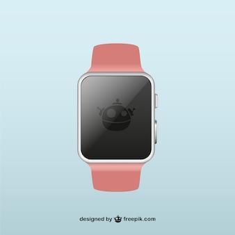Smartwatch векторные иллюстрации