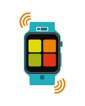 Дизайн технологии smartwatch