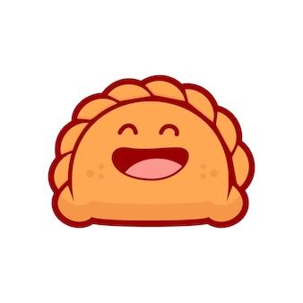 Smile empanada
