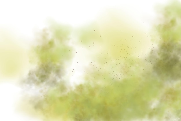 Smoke smog or fog
