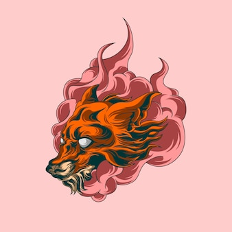 Smoky fox