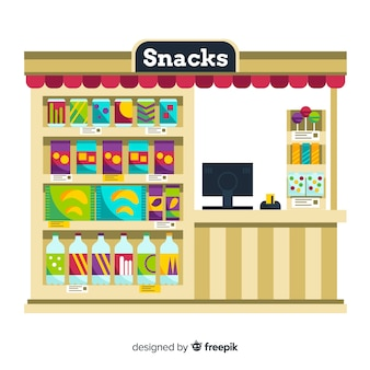 Snacks collection