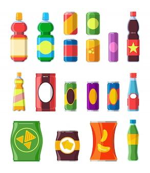 Закуски, напитки, набор. чипсы бутербродные чипсы шоколадный продукт пластиковая бисквитная вода бар контейнер сода товаров