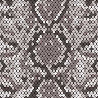 Snakeskin seamless pattern