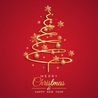 눈 배경. 크리스마스 인사말 카드 세트