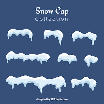 Snow cap collection