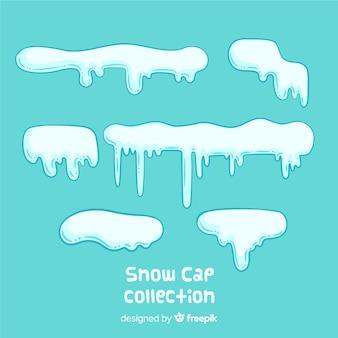 Snow cap collection