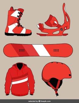 Сноуборд оборудование