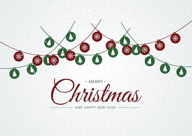 Снежинка рождество фона