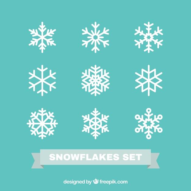 snowflakes vectors photos and psd files free download rh freepik com snowflake vector line art white snowflake vector art