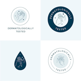 Soap logo collection