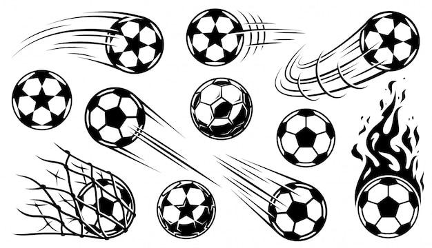 Футбольный мяч значок