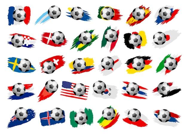 サッカーボールセット