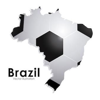 サッカーブラジル