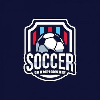サッカー選手権、アメリカンロゴスポーツ