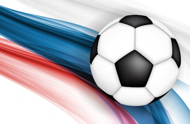 Soccer championship background