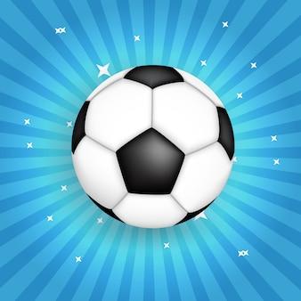 Soccer championship background