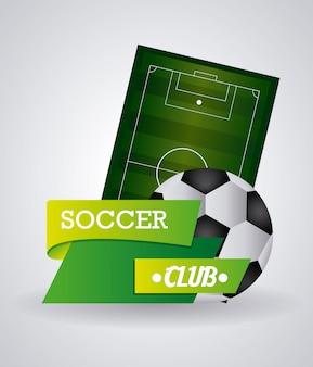 Soccer club design