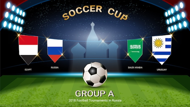 Soccer cup 2018