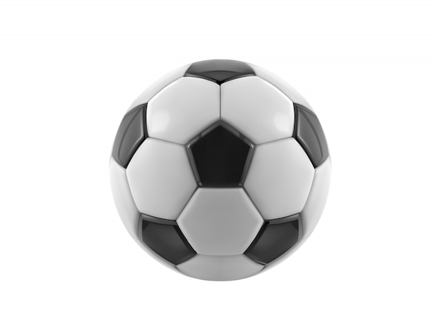 Soccer or football ball.