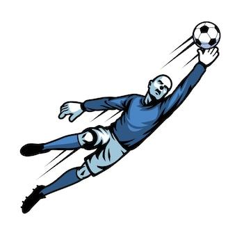 축구 골키퍼