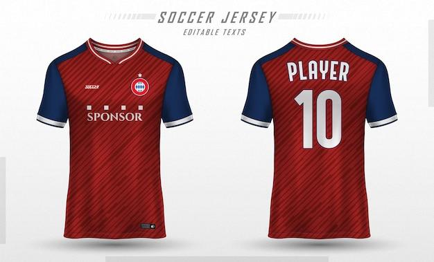 Футболка шаблон спортивной футболки дизайн