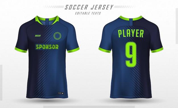 Футболка шаблон спортивной футболки