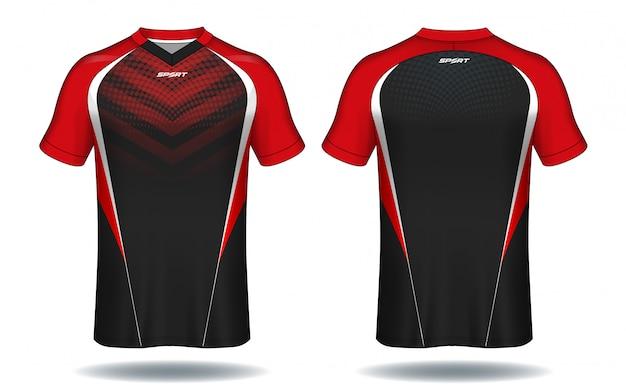 f6b2b7dec Soccer jersey template.sport t-shirt design.